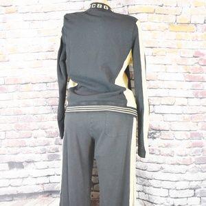 BCBG Maxazria Pants - BCBG Maxazria Large Jogging Sweat Suit Jacket Pant